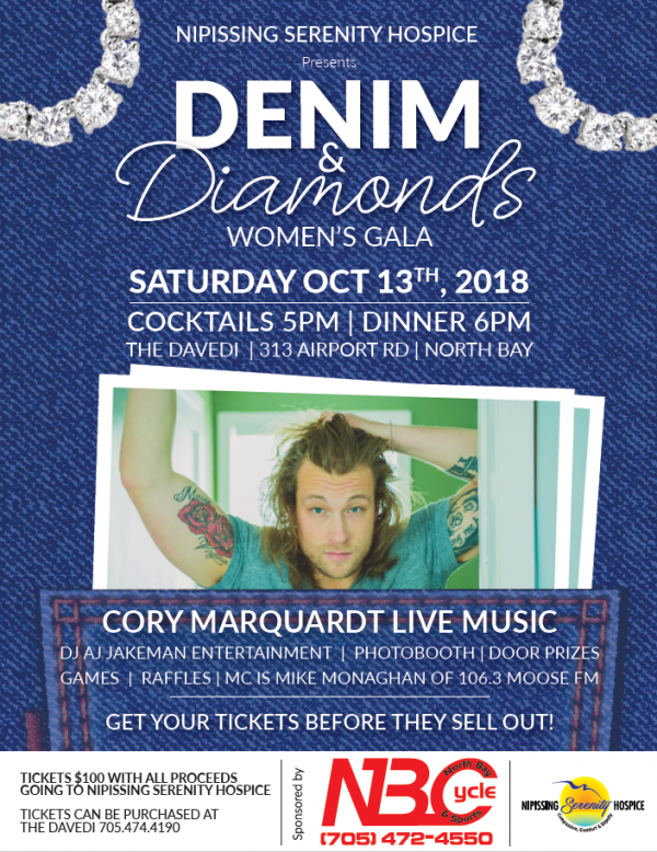 Denim & Diamonds Women's Gala 2018
